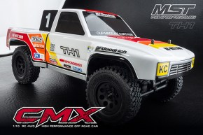 Max Speed Technology: CMX TH1 e MTX-1 TH1