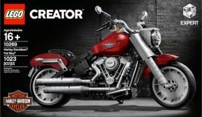 LEGO Creator Expert: Harley-Davidson Fat Boy - 10269