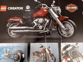 LEGO: Harley Davidson - Lego Creator Expert (10269)