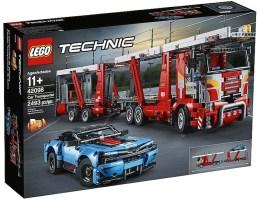 LEGO Technic: Bisarca - Camion per il trasporto di automobili (42098) - Video
