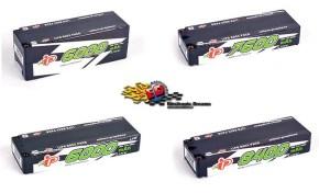 Electronic Dreams: Batterie Intellect LiHV basate su silicio grafene.