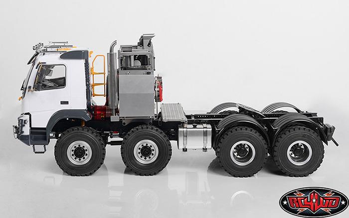 8X8 Tonnage Heavy Haul Truck
