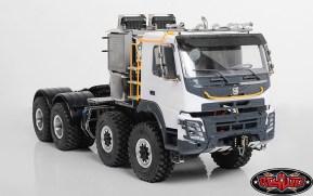 RC4WD: 8X8 Tonnage Heavy Haul Truck (FMX)