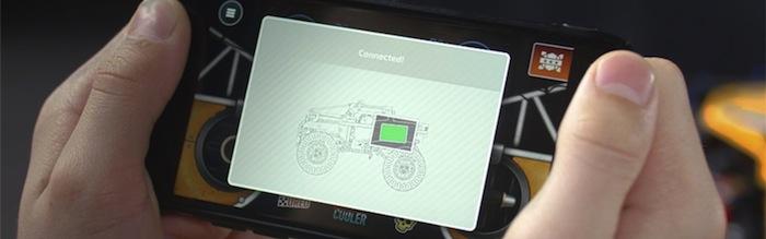 LEGO Technic Control plus app