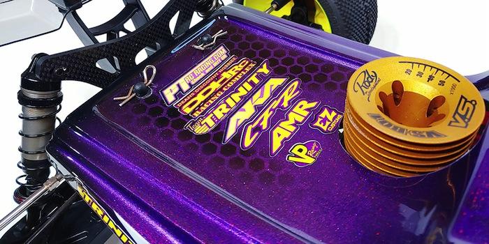 Leadfinger Racing: Carrozzeria Strife per HB D817T