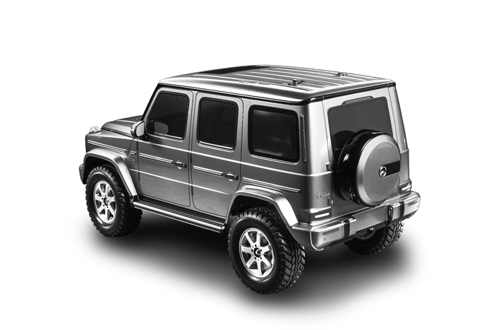 Tamiya: Mercedes-Benz G500 - CC02 chassis