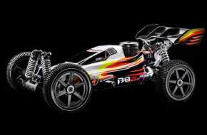 Team Magic B8JR: nuovo Buggy RTR a scoppio 1/8