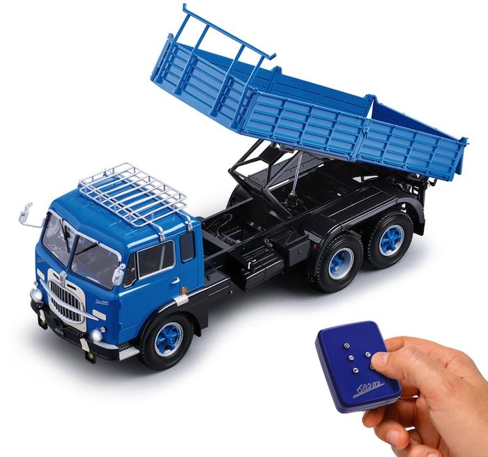 hachette Costruisci il Camion FIAT 682 telecomando