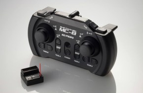 KoPropo MC-8 Micro Controller: radiocomando a 8 canali