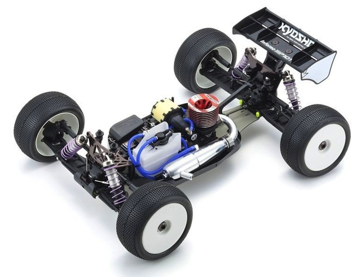 Kyosho: INFERNO MP10T - 1:8 Scale nitro Stadium Truck