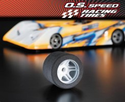 OS Speed Racing Tires: nuove gomme 1/8 e 1/10