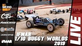 Segui in diretta i campionati mondiali buggy 1/10 - Slovakia 2019