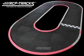 Kyosho MiniZ: La nuova  pista Wide Oval Track della RCP TRACKS