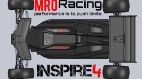 MRO INSPIRE4 Buggy 4WD  in scala 1/10 – KICKSTARTER
