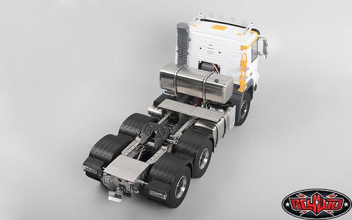 6×6 Nashorn SEMI Truck