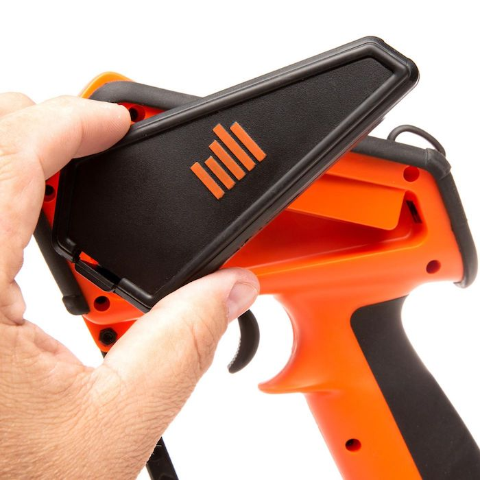 DX5 Rugged Orange