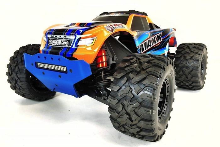 T-Bone Racing: Bumper per il Traxxas MAXX
