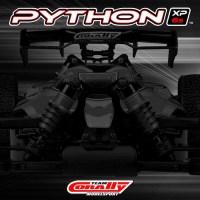 Team Corally Python XP 6S: nuova buggy elettrica 1/8