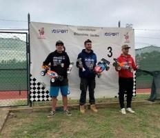 Marco Baruffolo è il Campione Italiano Buggy brushless