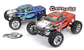 FTX: Carnage 2.0 RTR Monster Truck 4WD