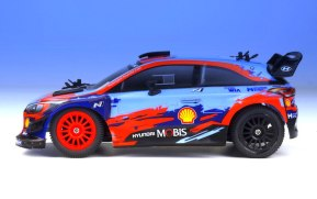 Carisma: GT24 Hyundai i20 RTR WRC Rally Video
