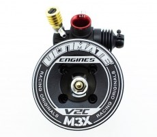 Modelix Racing: motore nitro M3X V2.0 Off-Road