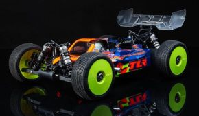Losi: TLR 8IGHT-X Elite Race Kit 4WD Nitro Buggy