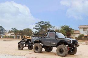 FTX Outback Hi-Rock Trail Crawler RTR in scala 1/10