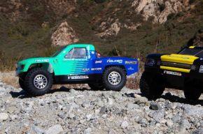 Losi Tenacity TT Pro 4WD SCT Brushless RTR truck