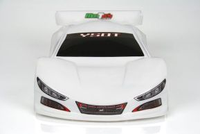 Mon-Tech: Carrozzeria YSOT per Touring Car 190mm