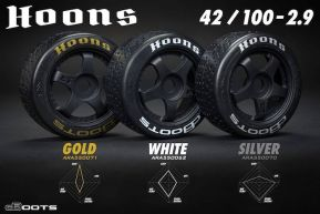 ARRMA: nuove gomme dBoots HOONS On-Road