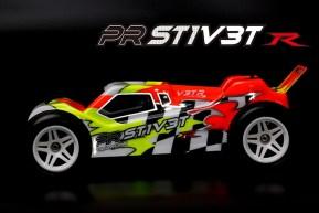 PR Racing: ST1 V3T-R 2WD Stadium Truck kit