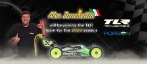 Alex Zanchettin correrà con TLR nel 2020/21