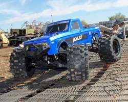 Redcat Racing: Kaiju Monster Truck in scala 1/8