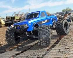 Redcat Racing: Kaiju Monster Truck in scala 1/8