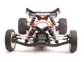 Schumacher: Cougar Laydown Stock Spec 2WD buggy