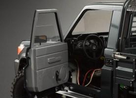 Killerbody RC: sistema per abbassare e alzare i finestrini