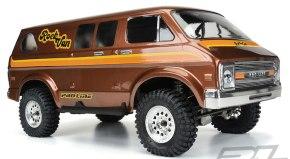 ProLine: carrozzeria '70s Rock Van e files per stampante 3D