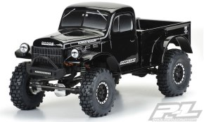 Pro-Line: Carrozzeria Tough Color Black – Video