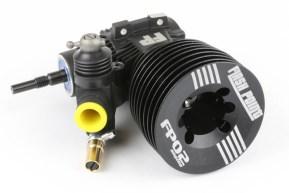 Flash Point FP02: motore nitro da competizione FP02