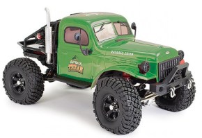 FTX: Outback Texan 1/10 Trail RTR