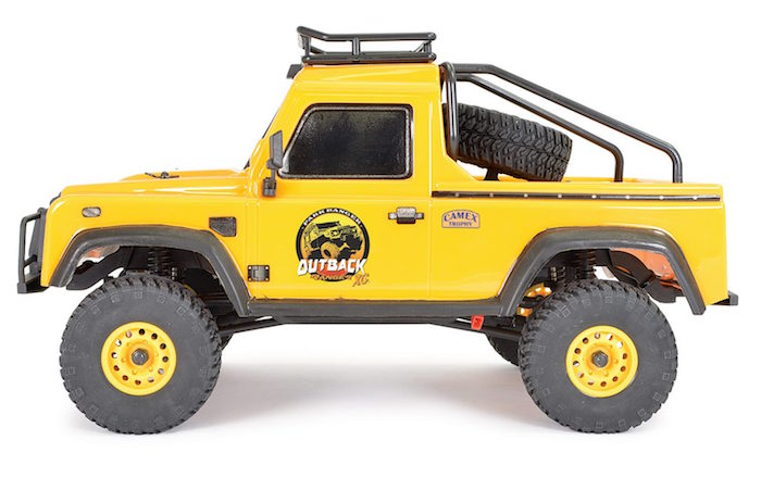 FTX RC 1 16 Outback Ranger XC RTR side