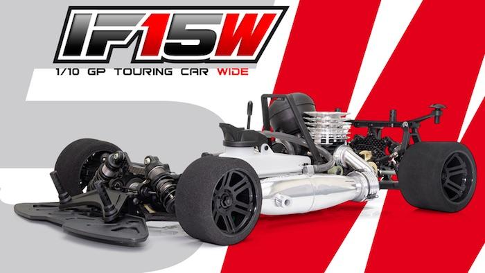 Infinity: IF15W Wide GP Touring Car Kit