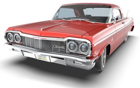 Redcat: 1964 Chevrolet Impala SS Lowrider - Video