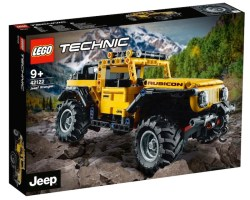 LEGO: La nuova Jeep Wrangler Technic!