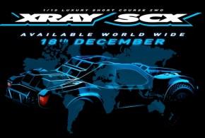 Xray SCX: E' in arrivo il primo short course della Xray!