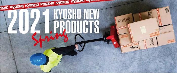 catalogo kyosho 2021 ban