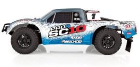 Team Associated: Pro4 SC10 RTR