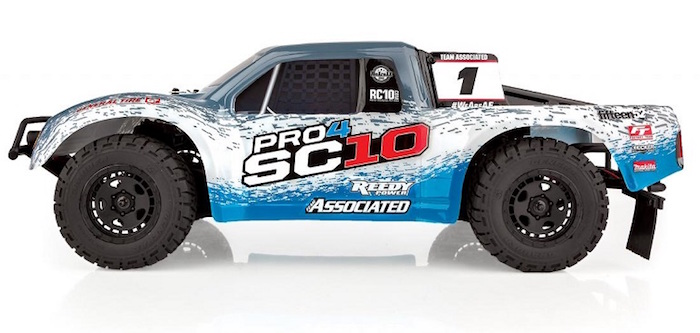 associated Pro4 SC10