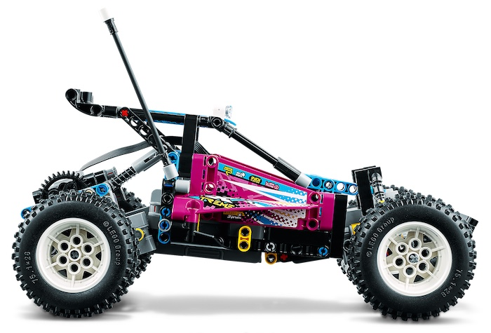lego offroad buggy side